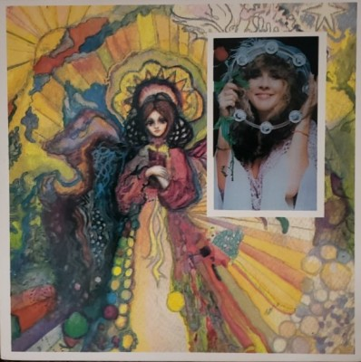 STEVIE NICKS  UNCIRCULATED RUMOURS  Rockwell & Good UNRU 1001